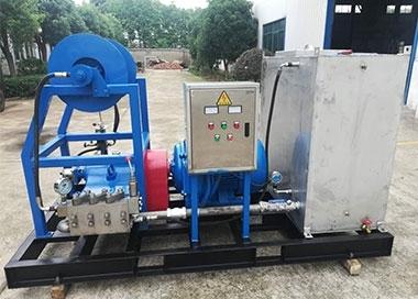 高压往复泵解体组装的注意事项