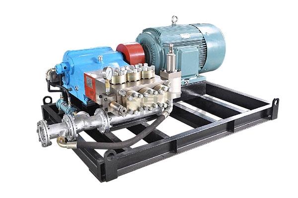 高压管道试压泵