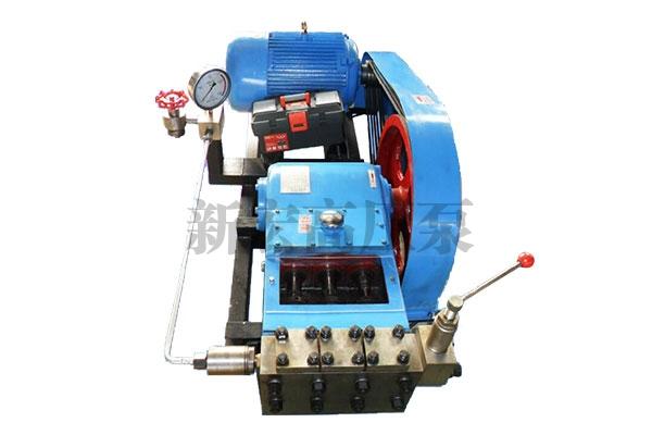 高压大流量试压泵