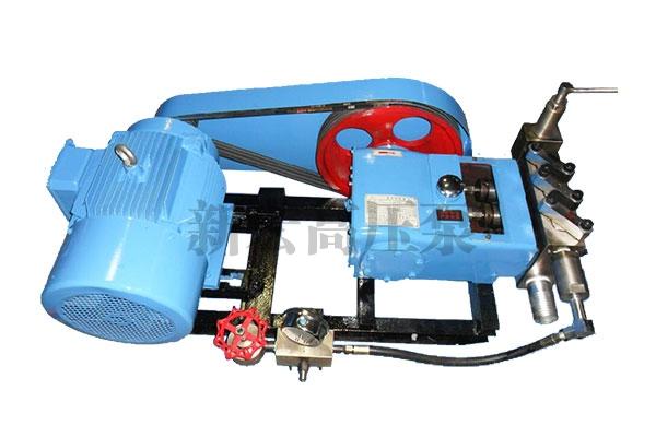 不锈钢高压试压泵