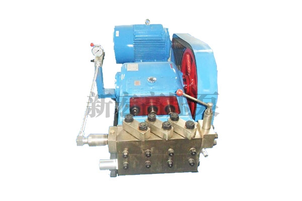 三柱塞高压试压泵