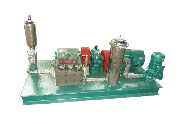高压消防试压泵