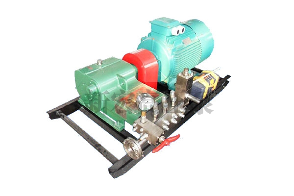大型高压往复泵