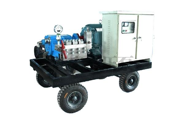 3ZQH80型三柱塞往复泵