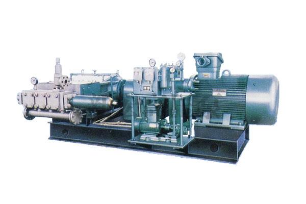 3QP130型超高压柱塞泵