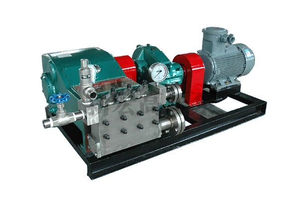 3QP2(3DP80)型三柱塞往复泵