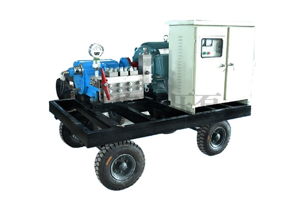3QP-S型移动式高压清洗泵