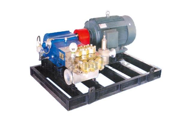 3QP120-Ⅱ型高压泵