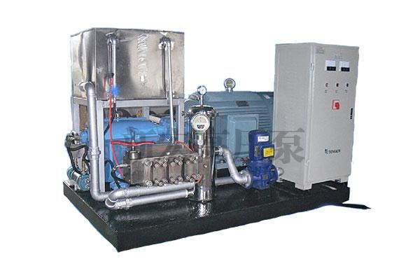 3QP3型高压泵、清洗泵机组