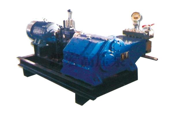 3DN型高压注浆泵