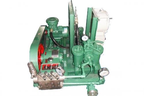 高压往复泵