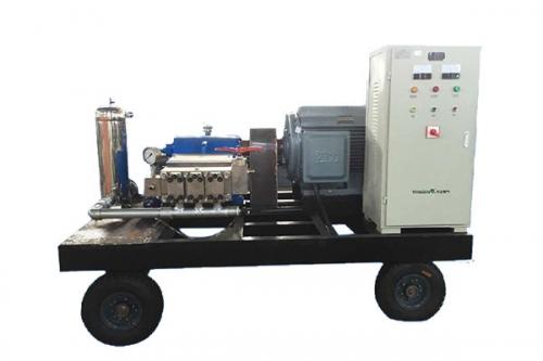 柴油高压清洗泵