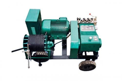 3QP80移动式高压清洗泵